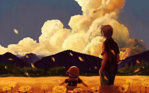 仰望天空 zakka可爱小动物摆饰