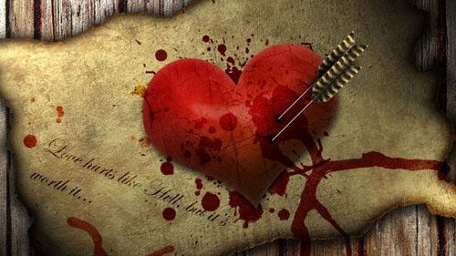 Love Hurt Wallpaper Hd : ????????_????????_??163???