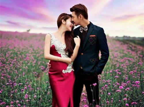 爱情就是两个人在一起永远不变心
