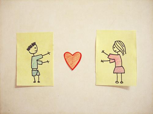 唯美爱心图片素材_唯美心形图