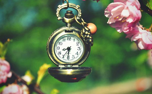 时光钟表唯美图片_流逝的时光