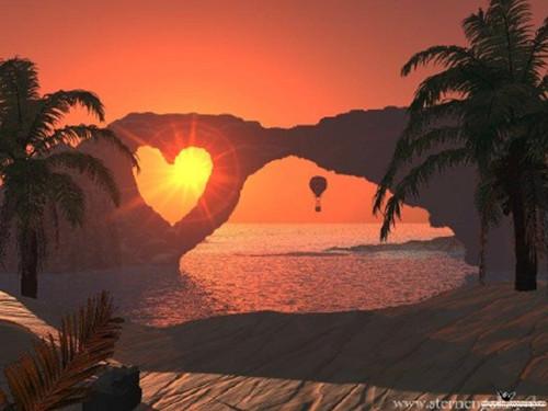 温馨情侣剪影图片_幸福就是有你的陪伴_爱情163小说网