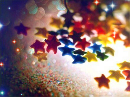 唯美星星意境图片_充满爱的星星_爱情163小说网