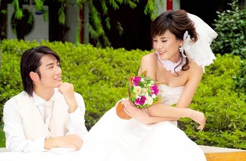 婚纱情侣图片