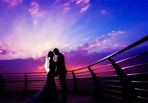 唯美爱恋情侣图片_这一刻浪漫停驻